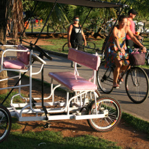Aluguel de Bicicletas na Lagoa Rodrigo de Freitas