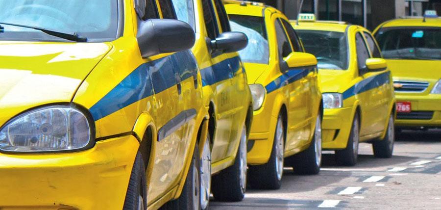 Táxi - Rio de Janeiro